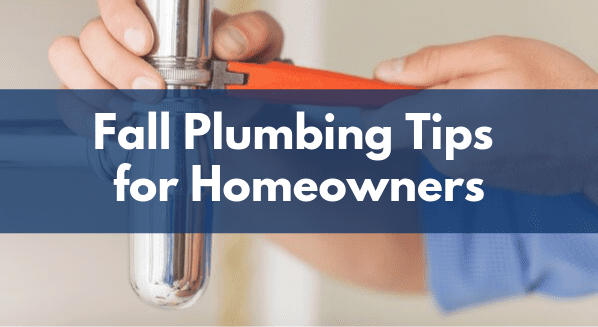 Fall Plumbing Tips for Homeowners